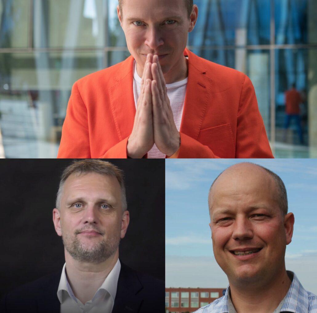 Podcast om ERFA-grupper, netværk og Masterminds