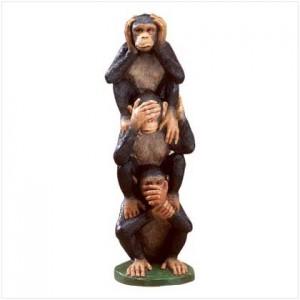 Hvem sidder med aben? Hvilke vaner tør I ikke udfordre?