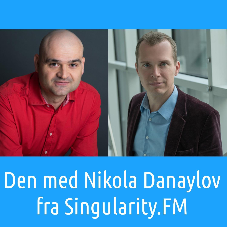 Interview med Nikola Danaylov fra Singularity Weblog