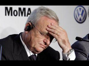 fyret for dårlig ledelse hos VW