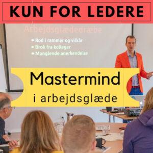Mastermind-gruppe til ledelsessparring