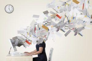 Problemer med e-mail